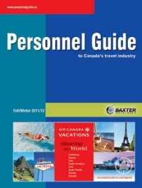 Baxter's Personnel Guide to Canada's Travel Industry (Book)
