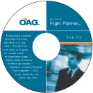 OAG Flight Planner (CD) - 1 Year / 12 Issues