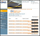 OAG Flights.com (Web-based)