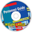 Baxter's Personnel Guide to Canada's Travel Industry -Mailing Labels CD Rom